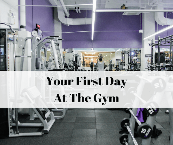 Guide to your first day at the gym