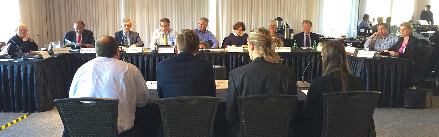 BC Budget Consultation