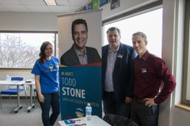 BC Liberal Party Campaign Team