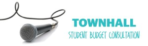 Student Budget Consultation Townhall