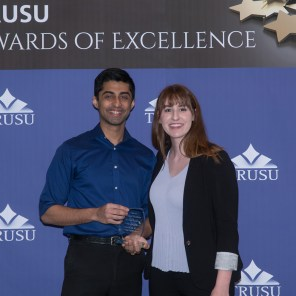 Yasir Khan – Student Support Award Recipient
