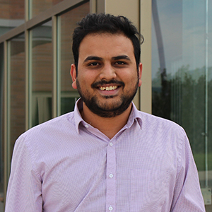 Entertainment Coordinator Parth Patel