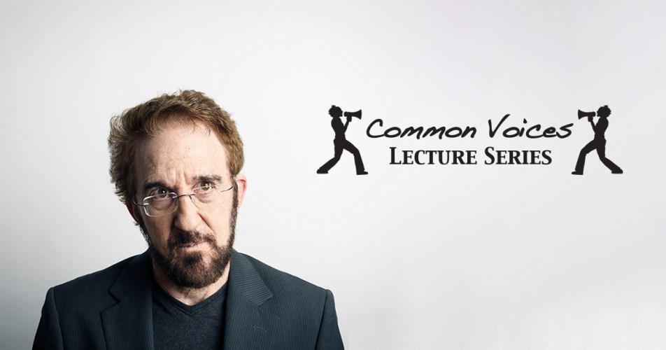 Common Voices Lecture Series with Dr. Brian Goldman