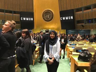 CWMUN NYC 2019 (Change the world model United Nations in New York 2019)