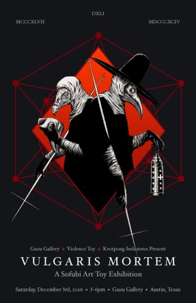 guzu_vulgaris-mortem_promo-poster