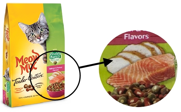 MeowMix food compare