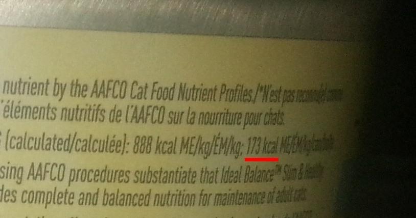 science diet cat food ideal balance slim