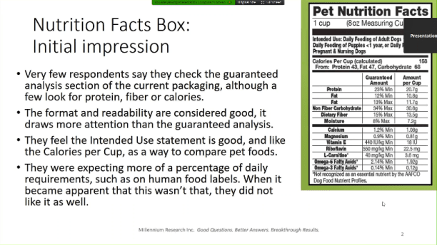 Notes From Aafco Meeting January 2019 Truth About Pet Food