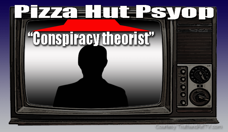 Pizza Hut psyop