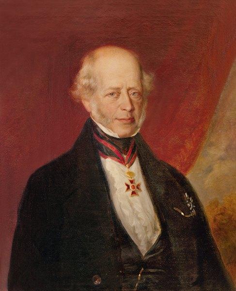 Mayer Amschel Rothschild Knight of the Sovereign Military Order of Malta
