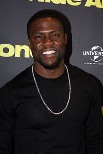 """Kevin Hart. Actor, comedian, writer, and producer, """"Ride Along."""""""