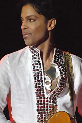 "Prince. Singer, Songwriter, multi-instrumentalist and actor. ""Purple Rain,"" ""Happy Feet,"" ""Batman."""