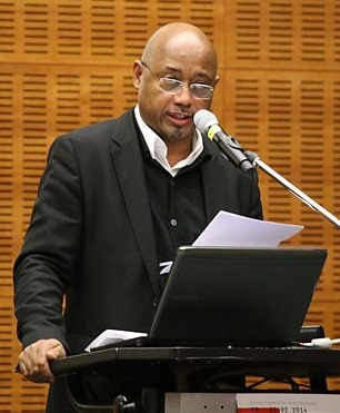 """Raoul Peck. Director. """"Fatal Assistance,"""" """"Lumumba: La Mort du Prophète."""" """"Murder in Pacot."""""""