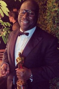 """Steve McQueen. Director, writer, producer. """"12 Years a Slave."""""""