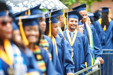 "Ivory Toldson, Ph.D., tells TruthBeTold.news that the ""number of black males in college actually increased, and the number of black men in prison decreased."""
