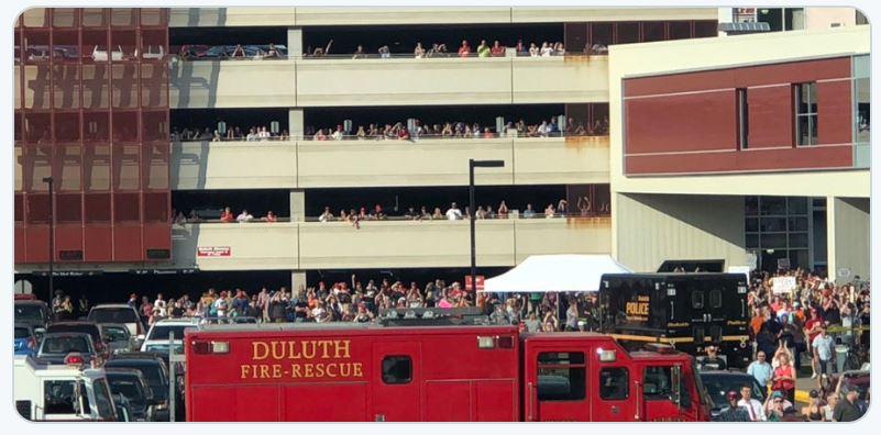Duluth event