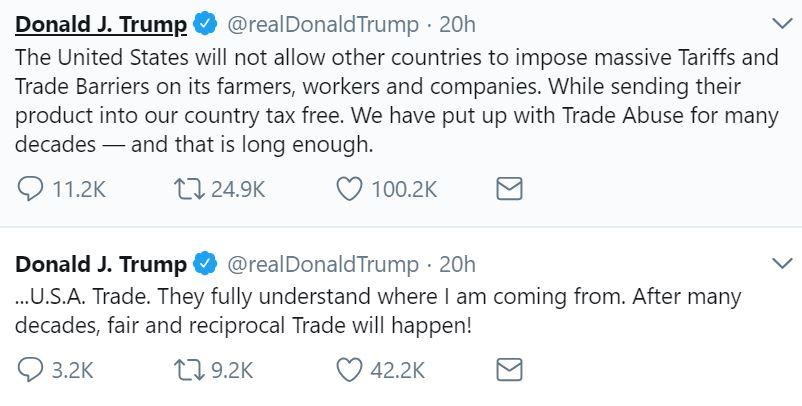 TT Trade deals