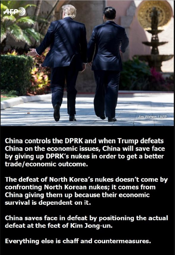 CHina and DPRK