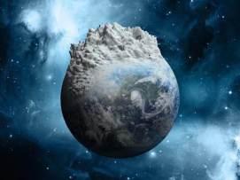 earth colder