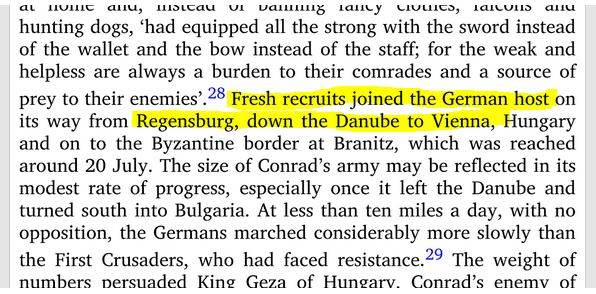 fresh recruits