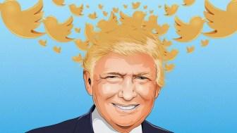 golden tweets coming form POTUS head
