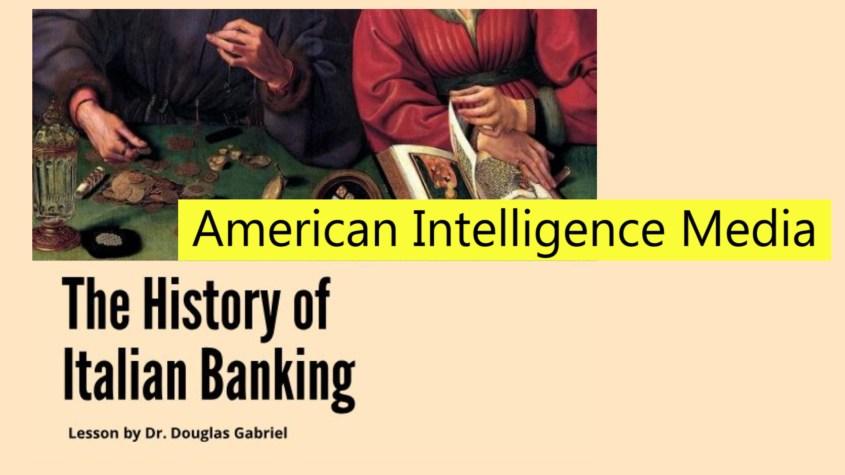 HIstory of Italian banking thumbnail