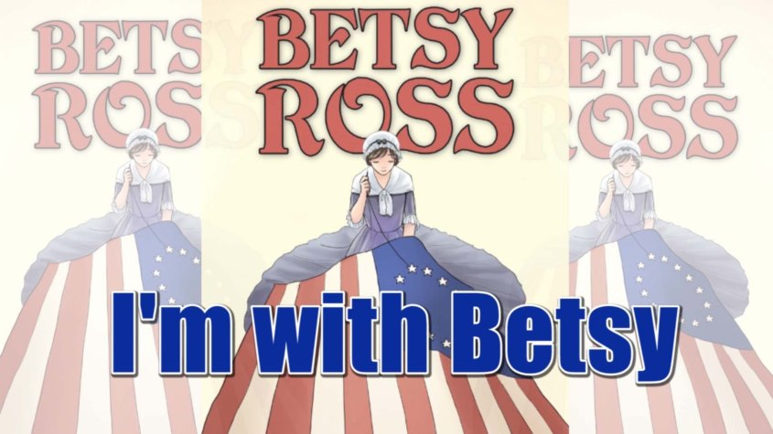 with betsy ross