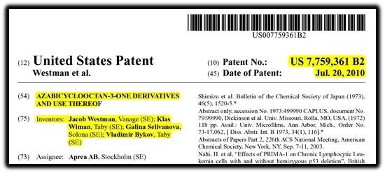 westman patent 3