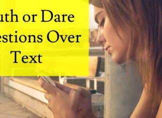 Truth Or Dare Questions For Over Text Funny Dirty Flirty