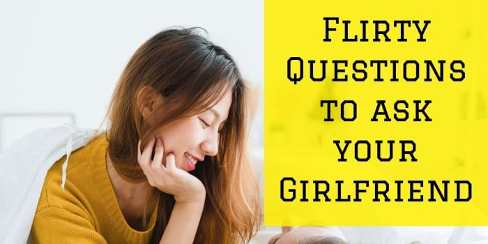 Flirty question