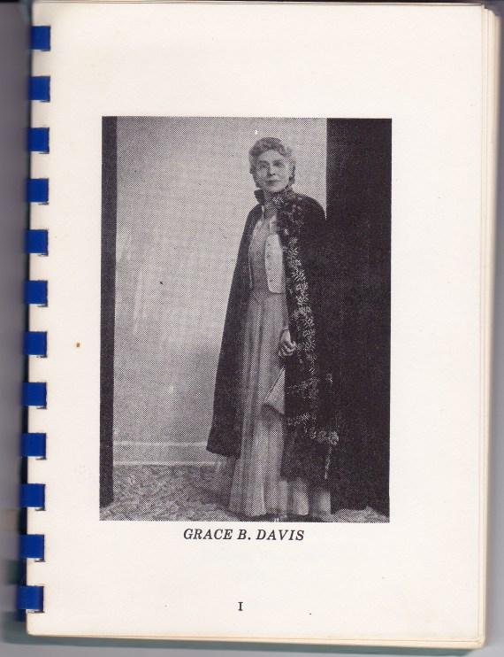 Image result for grace b davis