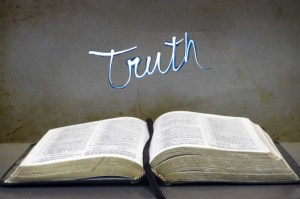 truth and Bible