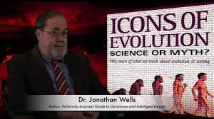 icons of evolution and Jonathan Wells