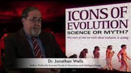 icons of evolution and Jonathan Wells