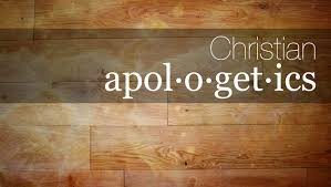 Christian Apologetics sign
