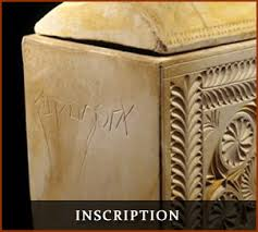 Caiaphas bone box