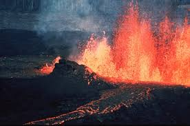 volcanic catastrophy