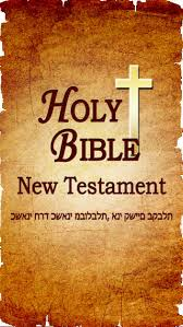 New Testament 1
