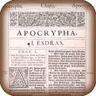 Apocrypha book - Esdras