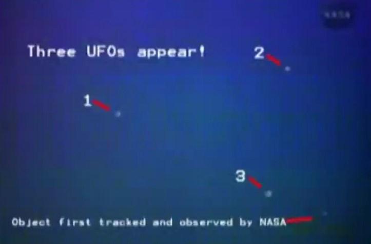 Resultado de imagen para sts-115 3 ufo
