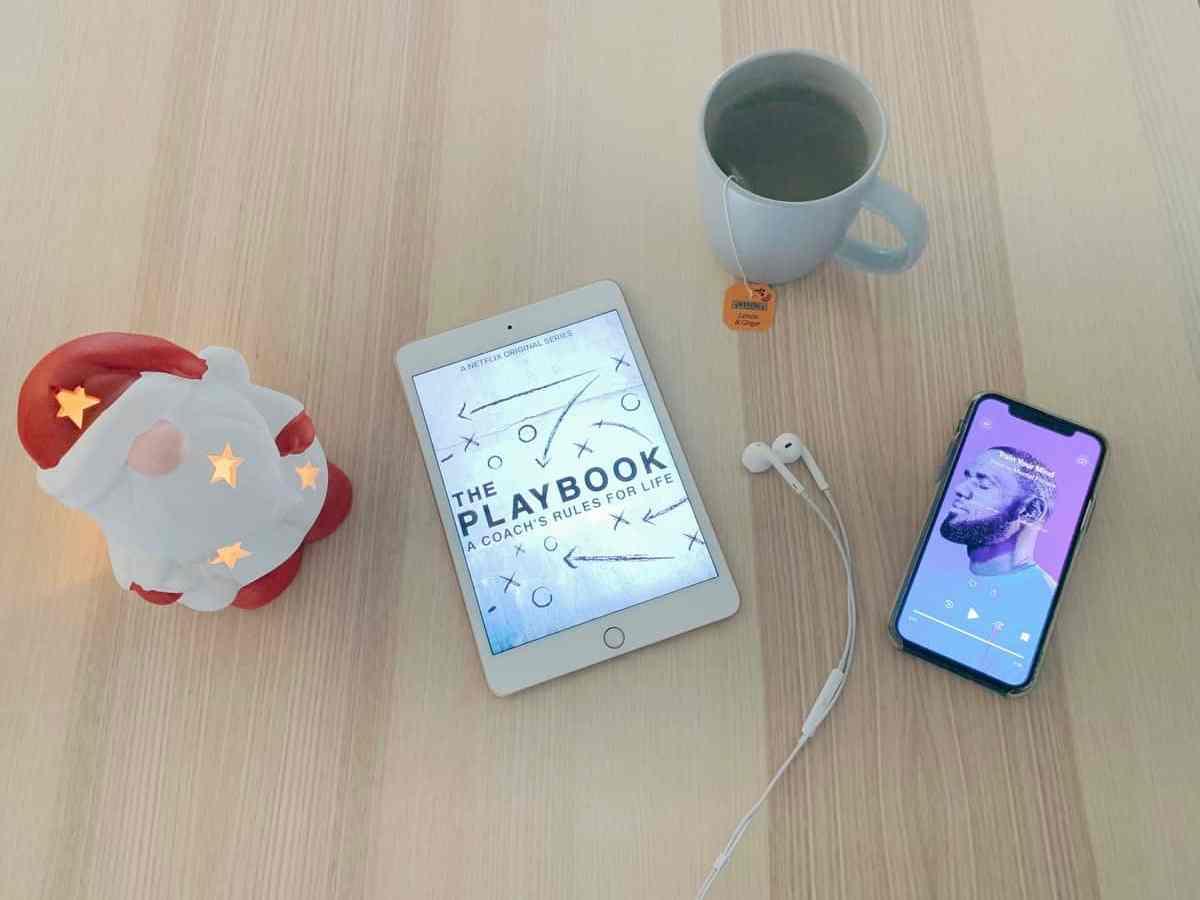 Christmas, Playbook, Calm, Tea