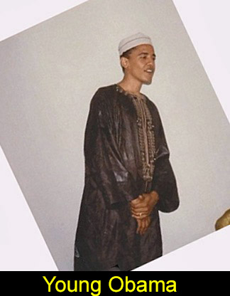 young-obama