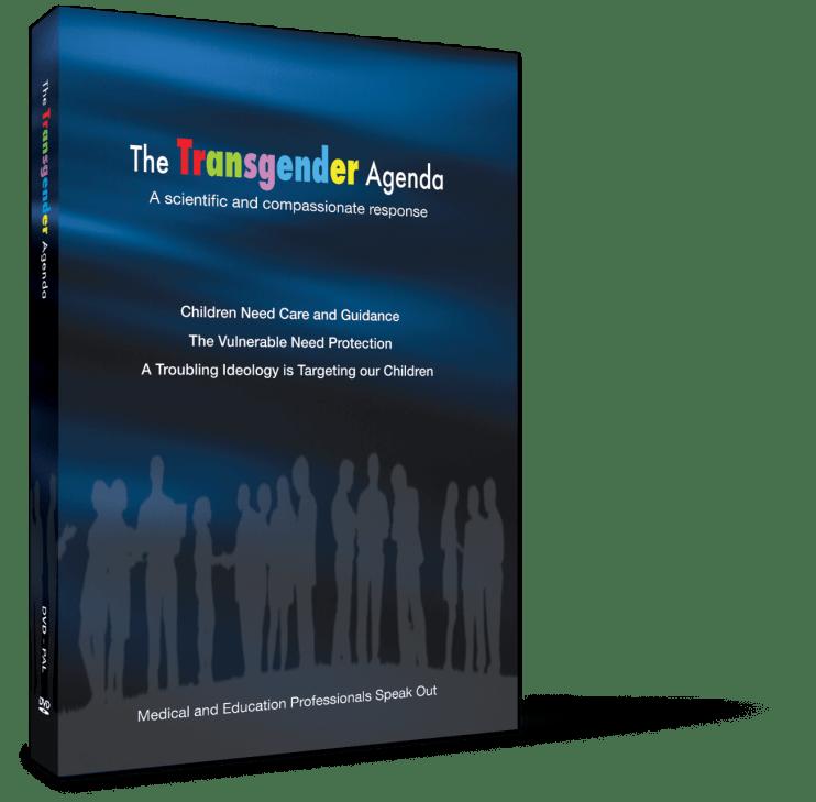 Link to information on the Transgender Agenda DVD