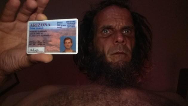 robert gordon brown az driver's license