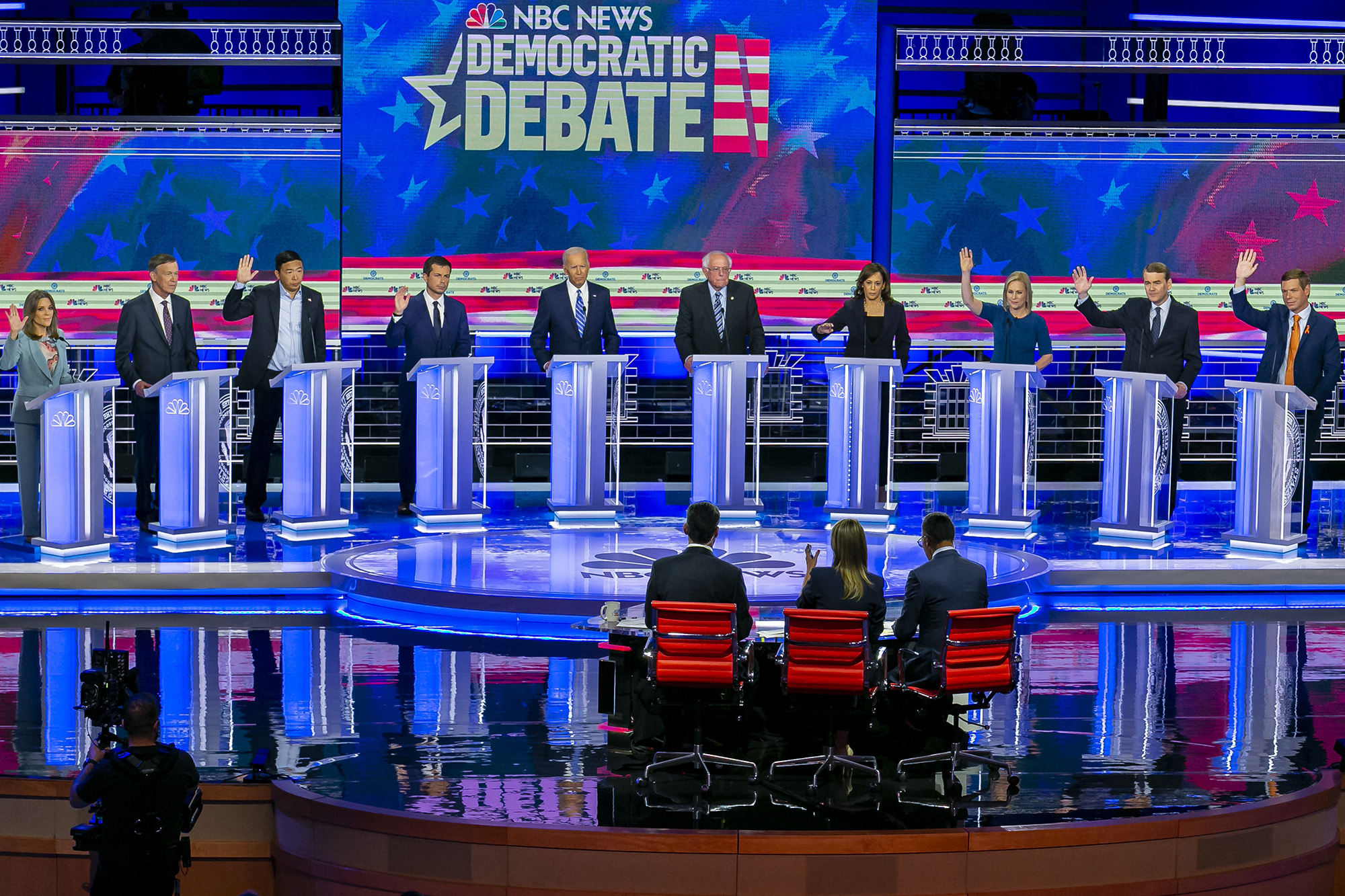 Democratic Debates Were Depth Free Will Future Rounds Be