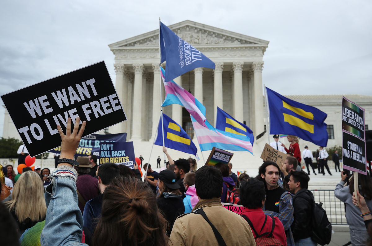 Civil Rights Are On The Chopping Block In New Supreme