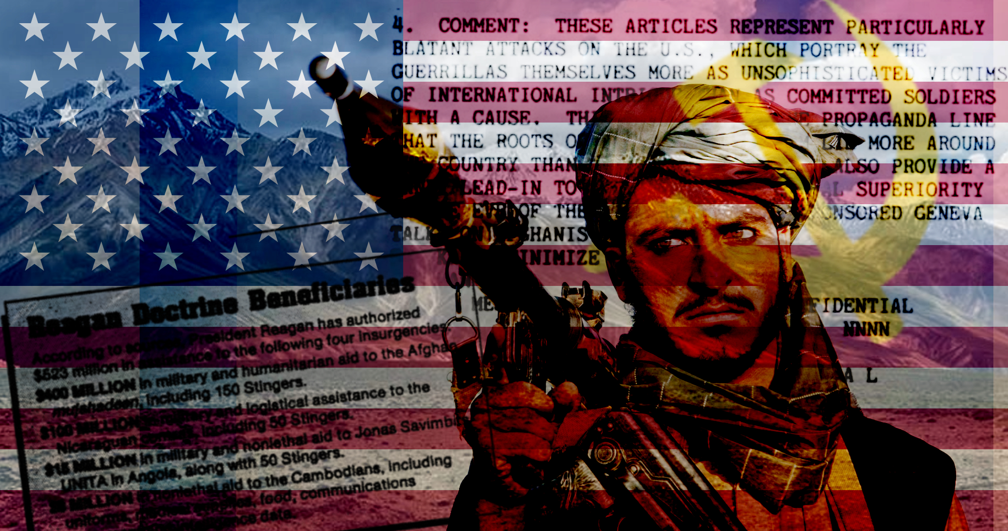 The never ending war in Afghanistan