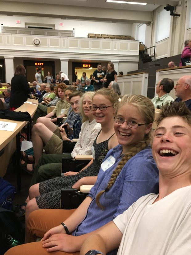 Teens at State House to testify about climate pricing bills