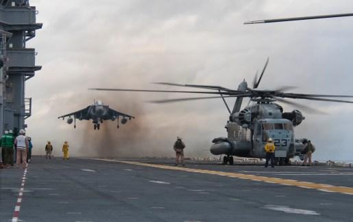 Harrier Jump Jet 013