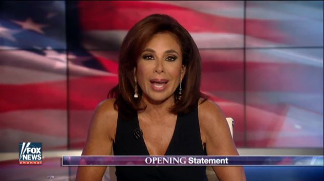 Judge Jeanine SLAMS Obama For Creating A Racial Divide With His Rhetoric (Video)